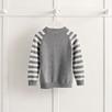 Reindeer Motif Sweater