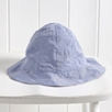 Reversible Chambray Hat