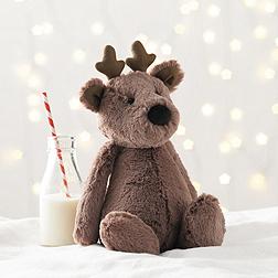 Medium Bashful Reindeer