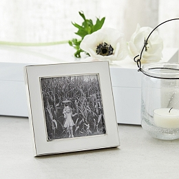 Resin Photo Frame 3x3""