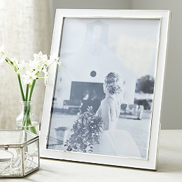 Resin Photo Frame 8x10""