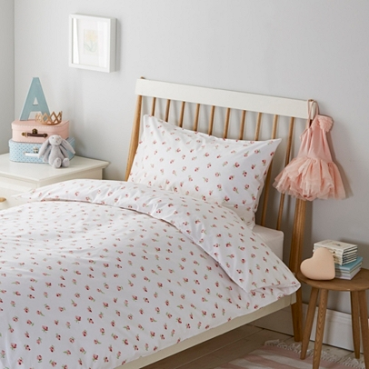 Cot Bed Duvet Cover Little White Company