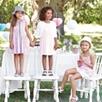 Girls' Reversible Hat - Chambray