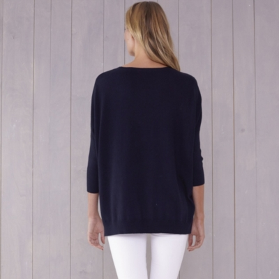 Rectangular Sweater