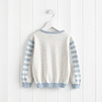 Rocket Motif Sweater (1-5yrs)