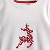 Reindeer Motif Pajamas