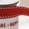 Red Ribbon Set – Set of 3