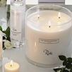 Rose Large Candle