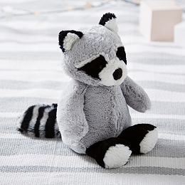 Raccoon Soft Toy