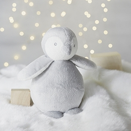 Rocking Snowy Penguin Toy