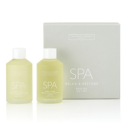 Spa Bath Oils – Set of 2