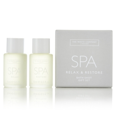 Spa Bath Oil Shot Set