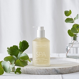 Spa Restore Gentle Hand & Body Wash
