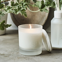 Spa Restore Candle with Lid