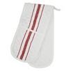 Red Stripe Oven Glove