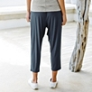 Roll Top Pleated Lounge Pants