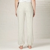 Ruched Cuff Lounge Pants - Cloud Marl
