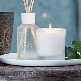 Spa Restore Luxury Scented Candle