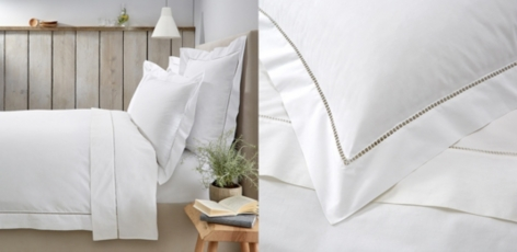 Santorini Bed Linen Collection
