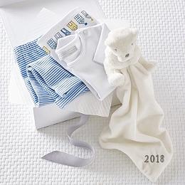 Seaside Baby Gift Set