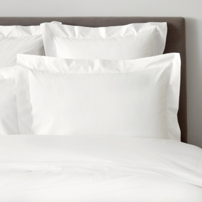 Luxury Savoy Bed Linen Collection - White