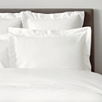 Luxury Savoy Fitted Sheet - White
