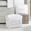 Cotton Small Storage Bag
