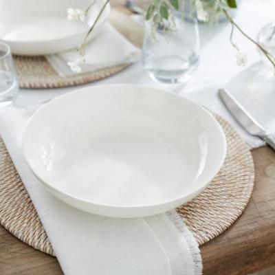 Symons Bone China Pasta Bowl