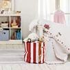 Stripe Storage Bag - Red Stripe