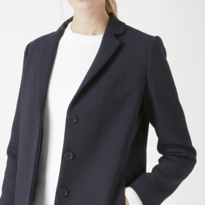 Spring Crombie Coat