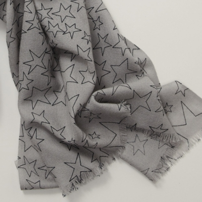 Scattered Star Scarf