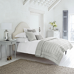 Mayfair Bed - Natural