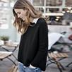 Stitch Detail Sweater