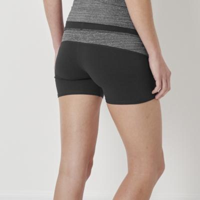 Seamed Shorts