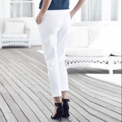 7/8th Cropped Trousers