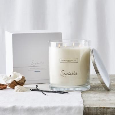 Seychelles Indulgence Candle