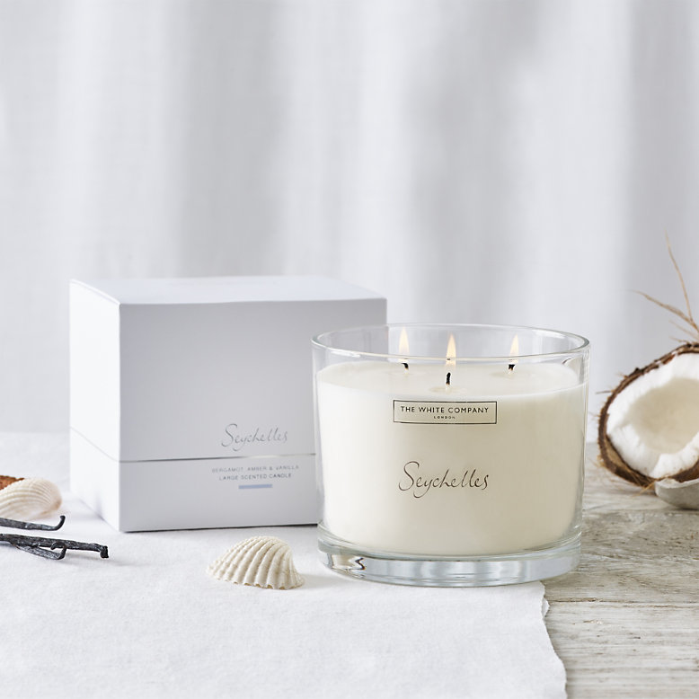 Fragrance thewhitecompany furniture online for Aroma candle and scent company