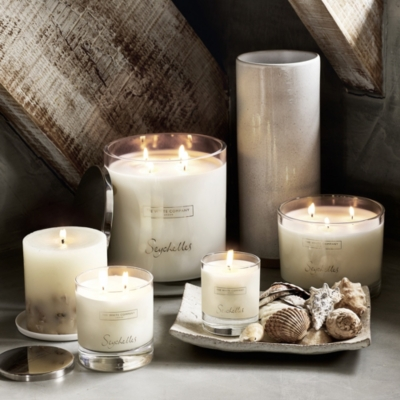 Seychelles Luxury Candle with Lid