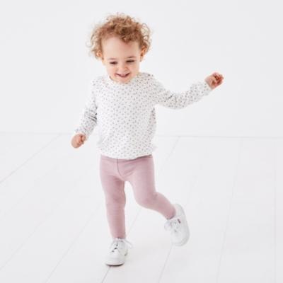 Dotty Rose Sweater & Legging Set - The White Company