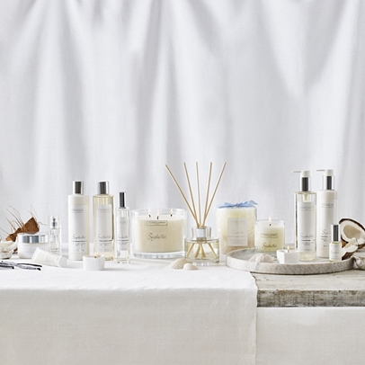 Seychelles Collection Our Fragrances The White Company Uk