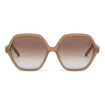 Square Frame Acetate Sunglasses