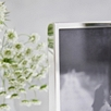 """Fine Silver Hinged Picture Frame – 4x6"""""""