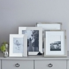 Classic Silver Picture Frame 5x7''