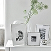 Fine Silver Easel Photo Frame 4x6
