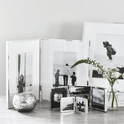 """Fine Silver Picture Frame 8""""x10"""""""