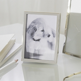 "Fine Silver Photo Frame 2x3"""