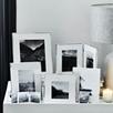 """Fine Silver Picture Frame 3x3"""""""
