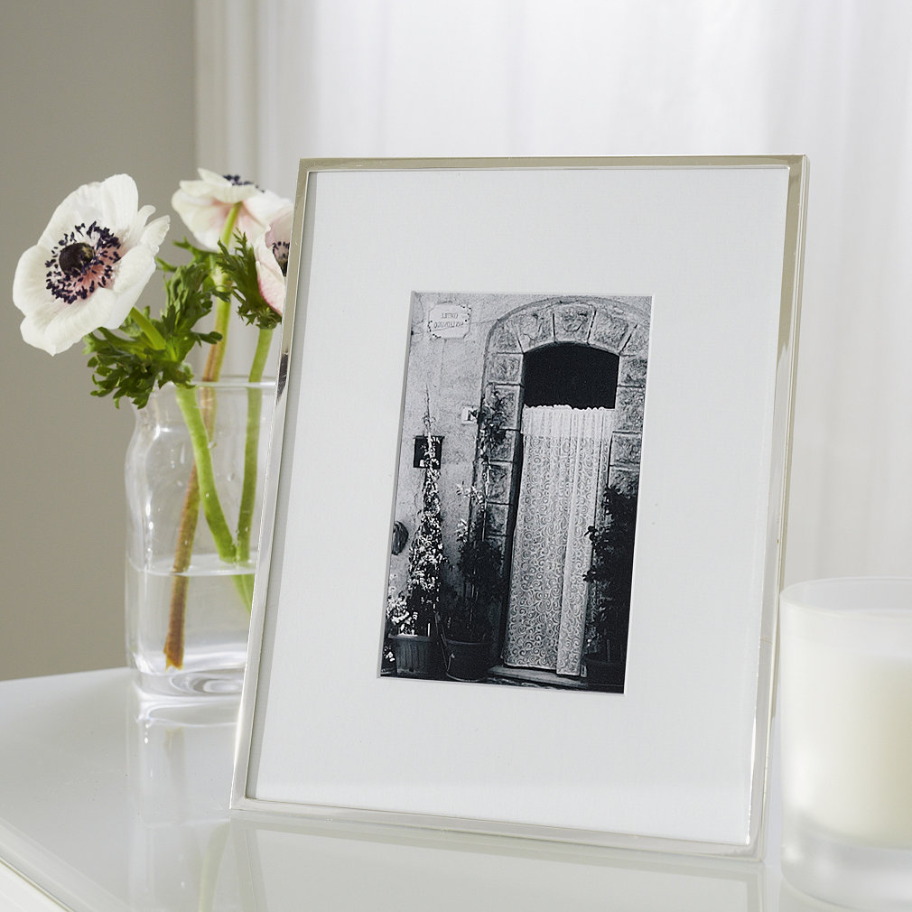 Photo Frames | White & Silver Picture Frames | The White Company