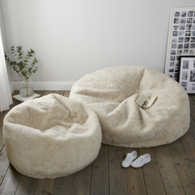 Sheepskin Family Beanbag