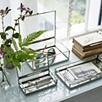 Glass Jewelry Tray